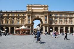 כיכרות בפירנצה