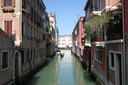 תעלות מים בונציה