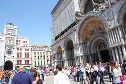 ונציה - כיכר סאן מרקו