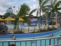 סינגפור לונה פארקים