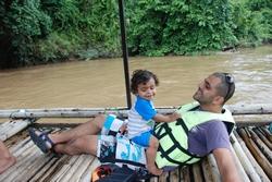 שייט בסירת במבוק