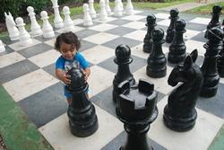 אורי משחק שחמט